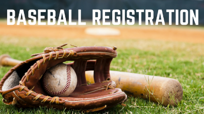Online Baseball Registration